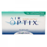Air Optix Air Optix for Astigmatism 6 Pack Kontaktlinser