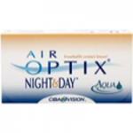 Air Optix Air Optix Night & Day Aqua 6 Pack Kontaktlinser