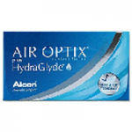 Air Optix Air Optix plus HydraGlyde 3 Pack Kontaktlinser